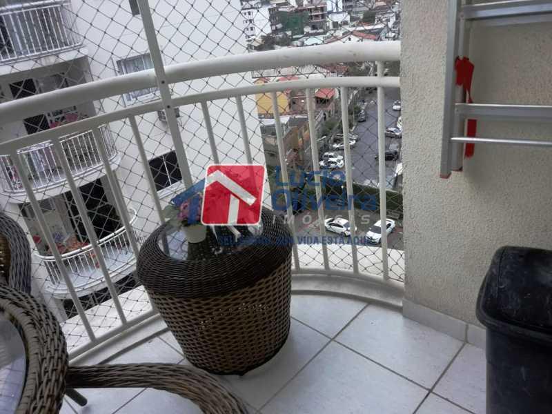 15-Varanda.. - Apartamento À Venda - Vila da Penha - Rio de Janeiro - RJ - VPAP21130 - 17