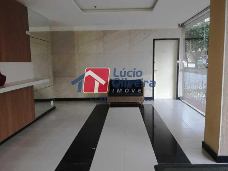 16- recepção predio - Apartamento À Venda - Vila da Penha - Rio de Janeiro - RJ - VPAP21130 - 18