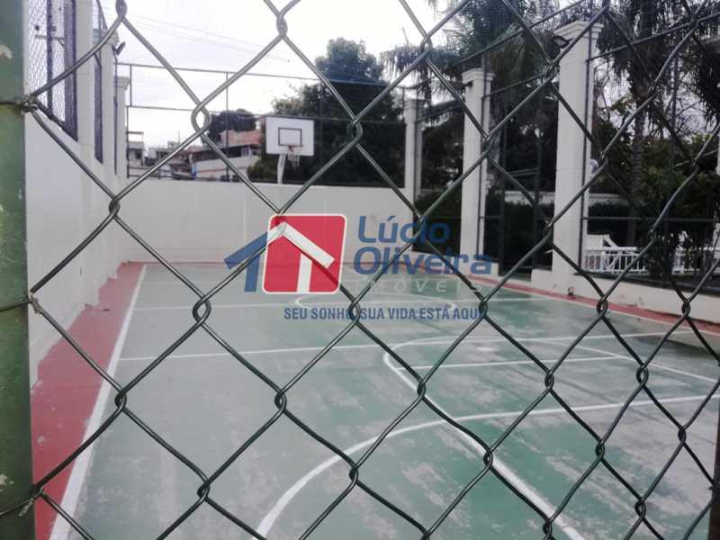 19- Quadra esportes - Apartamento À Venda - Vila da Penha - Rio de Janeiro - RJ - VPAP21130 - 21