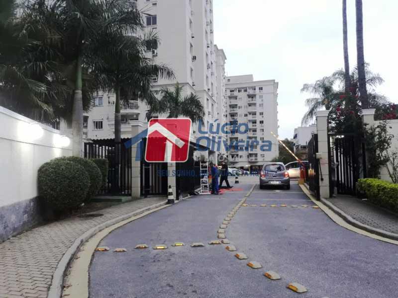 20- Portaria condominio - Apartamento À Venda - Vila da Penha - Rio de Janeiro - RJ - VPAP21130 - 22