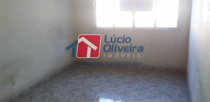 1- Sala - Apartamento Avenida Meriti,Vista Alegre,Rio de Janeiro,RJ À Venda,2 Quartos,55m² - VPAP21131 - 1