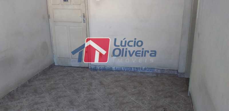 2 - Sala - Apartamento Avenida Meriti,Vista Alegre,Rio de Janeiro,RJ À Venda,2 Quartos,55m² - VPAP21131 - 3