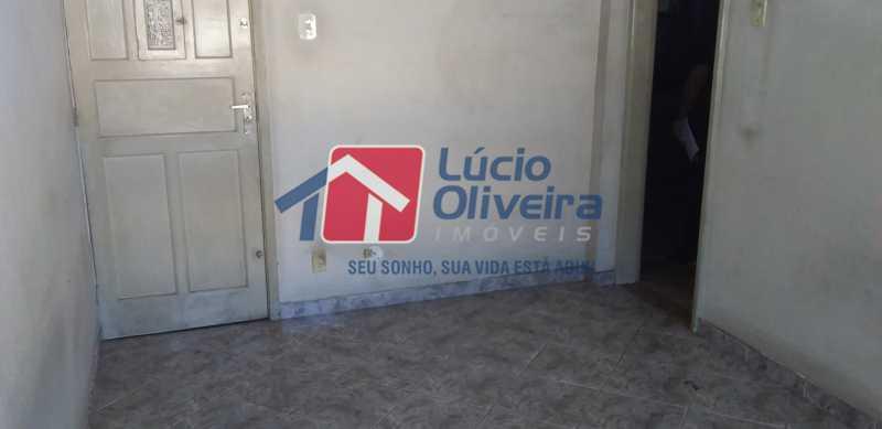 3 - Sala - Apartamento Avenida Meriti,Vista Alegre,Rio de Janeiro,RJ À Venda,2 Quartos,55m² - VPAP21131 - 4