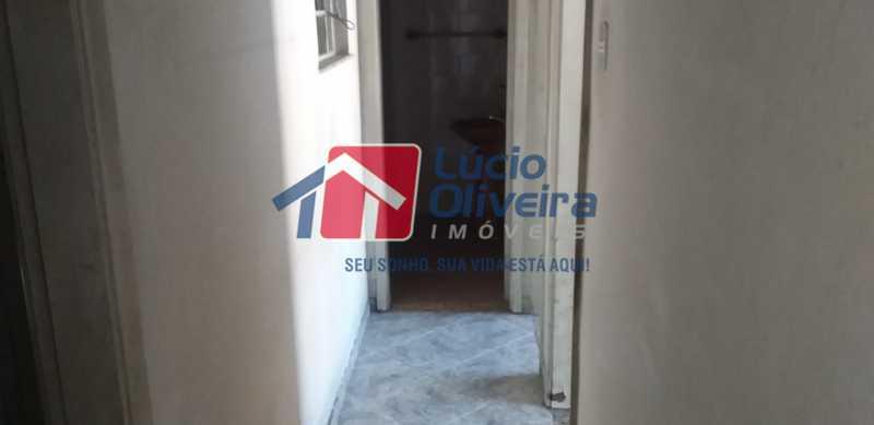 4 - Circulação - Apartamento Avenida Meriti,Vista Alegre,Rio de Janeiro,RJ À Venda,2 Quartos,55m² - VPAP21131 - 5