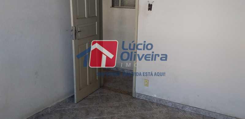 7 - Quarto Casal - Apartamento Avenida Meriti,Vista Alegre,Rio de Janeiro,RJ À Venda,2 Quartos,55m² - VPAP21131 - 8