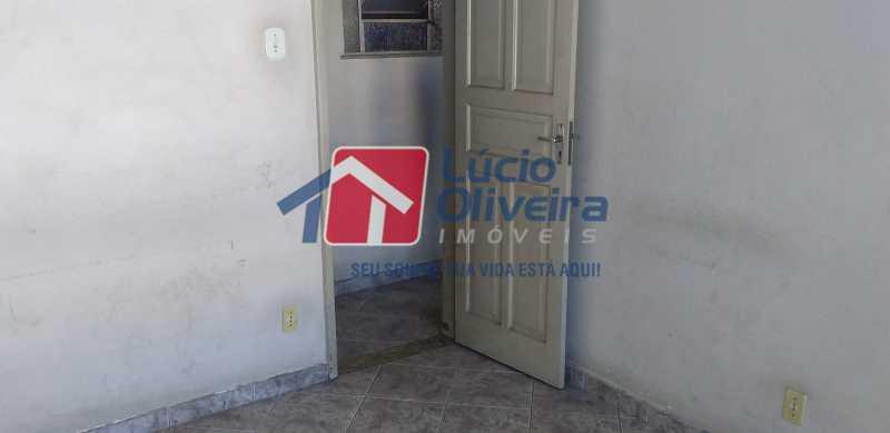 11 - Quarto Solteiro - Apartamento Avenida Meriti,Vista Alegre,Rio de Janeiro,RJ À Venda,2 Quartos,55m² - VPAP21131 - 12