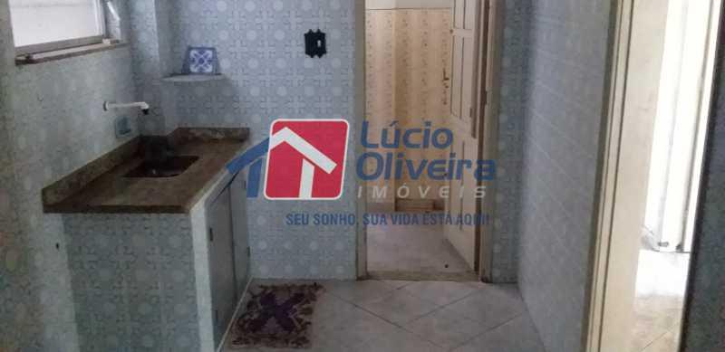 12 - Cozinha - Apartamento Avenida Meriti,Vista Alegre,Rio de Janeiro,RJ À Venda,2 Quartos,55m² - VPAP21131 - 13