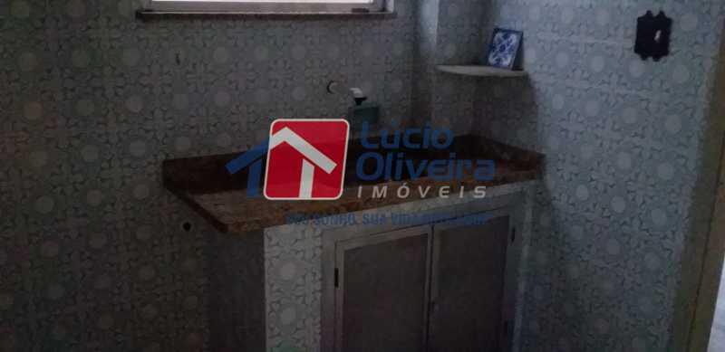 14 - Cozinha - Apartamento Avenida Meriti,Vista Alegre,Rio de Janeiro,RJ À Venda,2 Quartos,55m² - VPAP21131 - 15