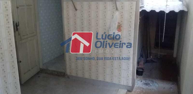 16 - Área - Apartamento Avenida Meriti,Vista Alegre,Rio de Janeiro,RJ À Venda,2 Quartos,55m² - VPAP21131 - 17