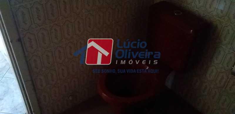 20 - Banheiro - Apartamento Avenida Meriti,Vista Alegre,Rio de Janeiro,RJ À Venda,2 Quartos,55m² - VPAP21131 - 21