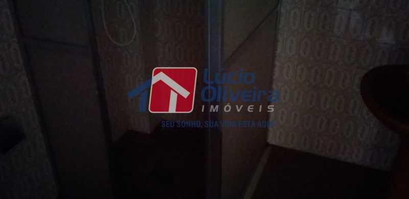 21 - Banheiro - Apartamento Avenida Meriti,Vista Alegre,Rio de Janeiro,RJ À Venda,2 Quartos,55m² - VPAP21131 - 22