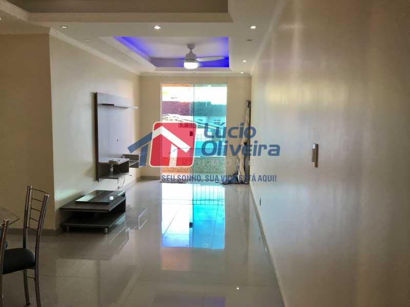 1 sala. - Apartamento à venda Rua Tomás Lópes,Vila da Penha, Rio de Janeiro - R$ 360.000 - VPAP21132 - 1