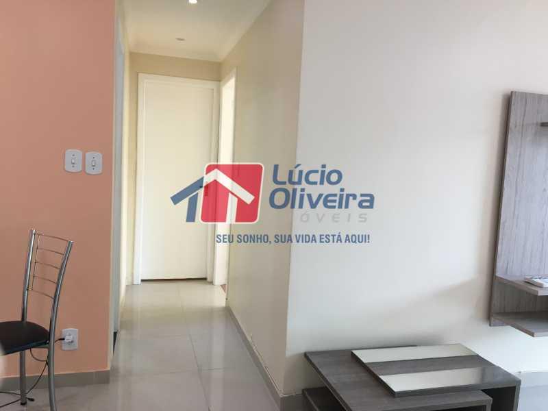 2 hall. - Apartamento à venda Rua Tomás Lópes,Vila da Penha, Rio de Janeiro - R$ 360.000 - VPAP21132 - 3