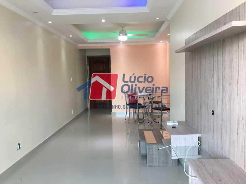 3 sala. - Apartamento à venda Rua Tomás Lópes,Vila da Penha, Rio de Janeiro - R$ 360.000 - VPAP21132 - 4