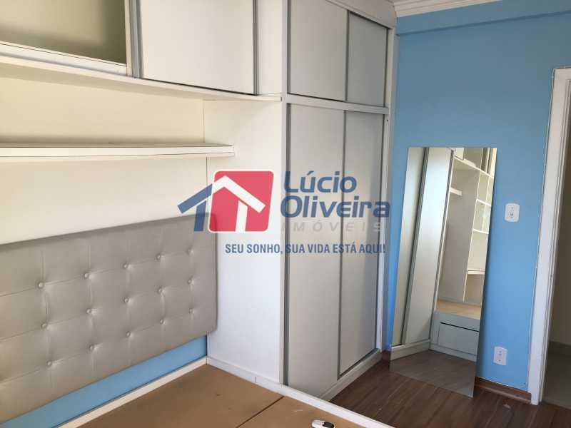 4 quarto. - Apartamento à venda Rua Tomás Lópes,Vila da Penha, Rio de Janeiro - R$ 360.000 - VPAP21132 - 5