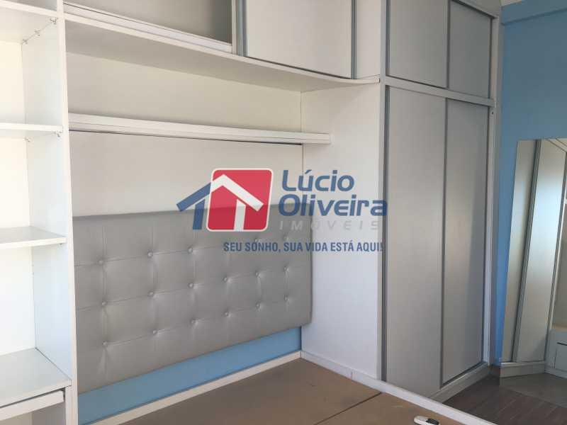 5 quarto. - Apartamento à venda Rua Tomás Lópes,Vila da Penha, Rio de Janeiro - R$ 360.000 - VPAP21132 - 6