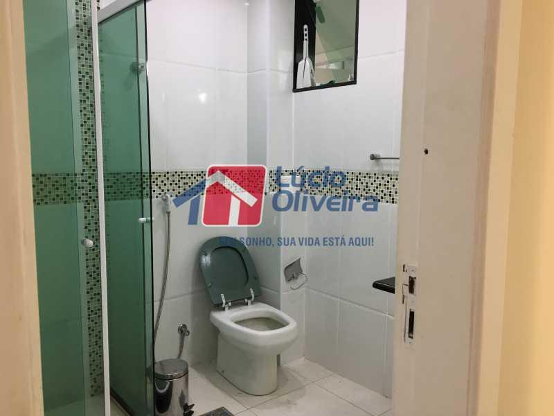6 banheiro. - Apartamento à venda Rua Tomás Lópes,Vila da Penha, Rio de Janeiro - R$ 360.000 - VPAP21132 - 11