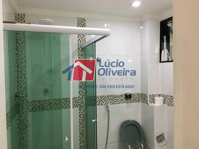7 banheiro. - Apartamento à venda Rua Tomás Lópes,Vila da Penha, Rio de Janeiro - R$ 360.000 - VPAP21132 - 12
