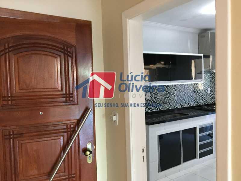 11  cozinha. - Apartamento à venda Rua Tomás Lópes,Vila da Penha, Rio de Janeiro - R$ 360.000 - VPAP21132 - 8