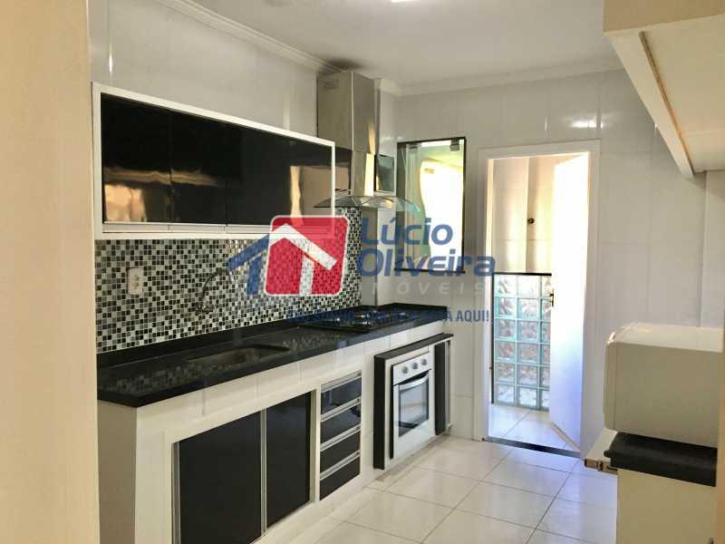 12 cozinha. - Apartamento à venda Rua Tomás Lópes,Vila da Penha, Rio de Janeiro - R$ 360.000 - VPAP21132 - 7