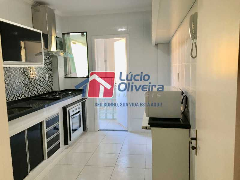 13 cozinha. - Apartamento à venda Rua Tomás Lópes,Vila da Penha, Rio de Janeiro - R$ 360.000 - VPAP21132 - 9