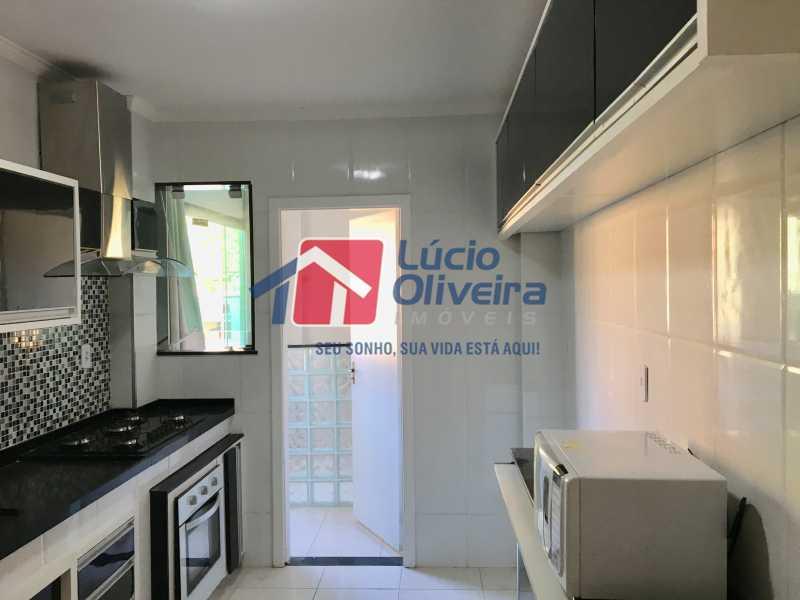 14 cozinha. - Apartamento à venda Rua Tomás Lópes,Vila da Penha, Rio de Janeiro - R$ 360.000 - VPAP21132 - 10