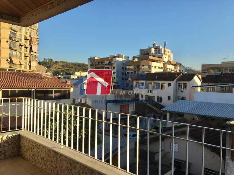 15 varanda. - Apartamento à venda Rua Tomás Lópes,Vila da Penha, Rio de Janeiro - R$ 360.000 - VPAP21132 - 16
