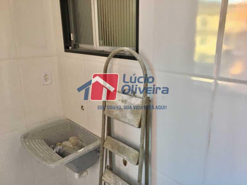 18  área de serviço. - Apartamento à venda Rua Tomás Lópes,Vila da Penha, Rio de Janeiro - R$ 360.000 - VPAP21132 - 19
