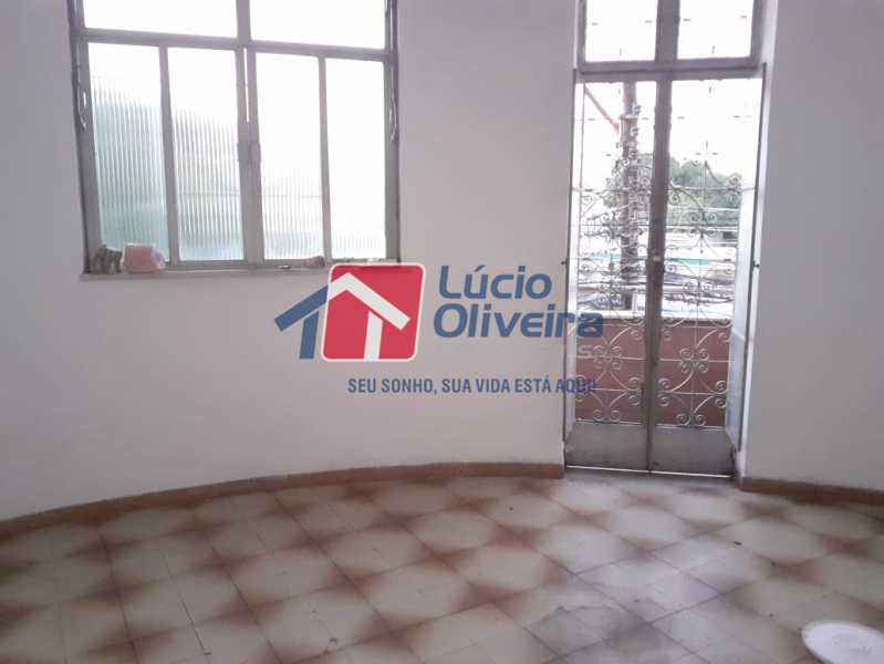 1 sala. - Apartamento À Venda - Ramos - Rio de Janeiro - RJ - VPAP30267 - 1