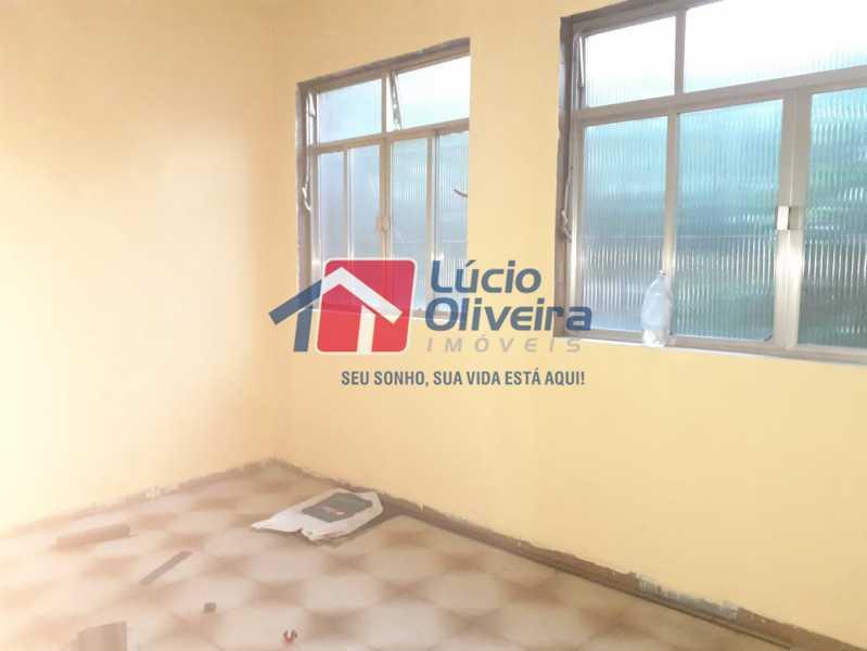 7 quarto. - Apartamento À Venda - Ramos - Rio de Janeiro - RJ - VPAP30267 - 8