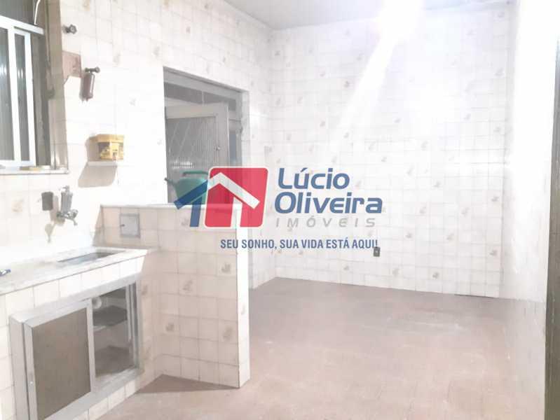 11 cozinha. - Apartamento À Venda - Ramos - Rio de Janeiro - RJ - VPAP30267 - 12