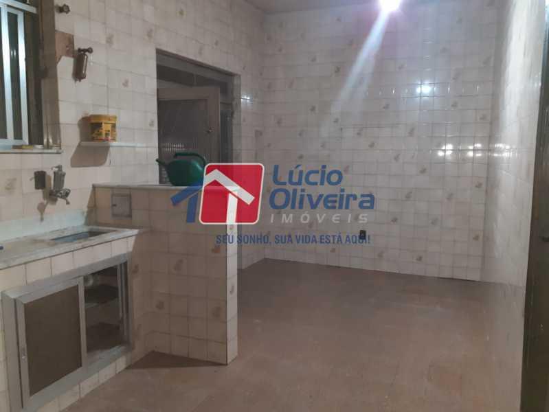 12 cozinha. - Apartamento À Venda - Ramos - Rio de Janeiro - RJ - VPAP30267 - 13