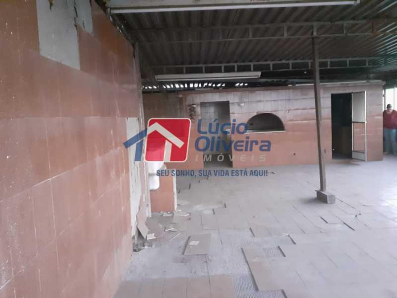 17 terraço. - Apartamento À Venda - Ramos - Rio de Janeiro - RJ - VPAP30267 - 18