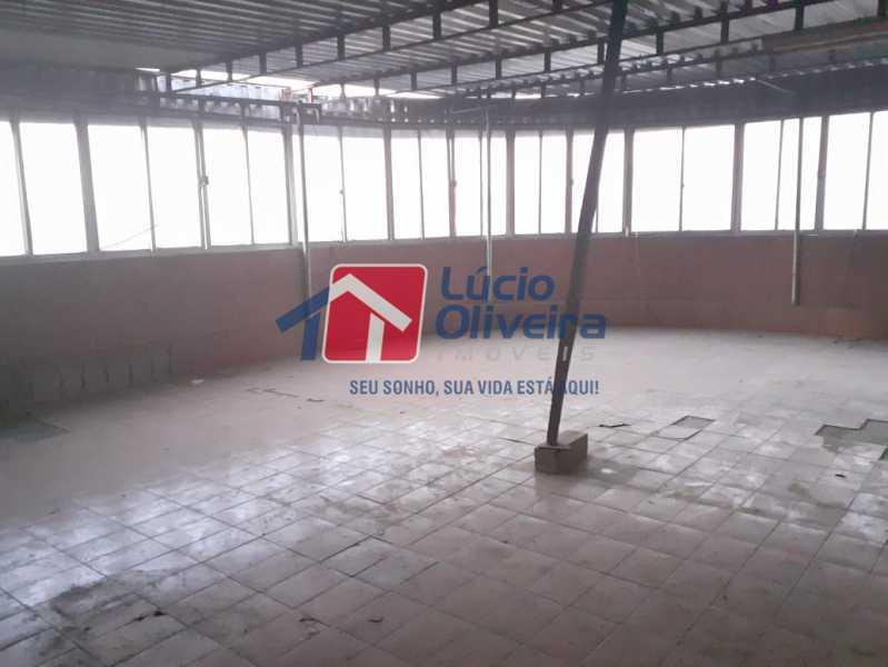 18 terraço. - Apartamento À Venda - Ramos - Rio de Janeiro - RJ - VPAP30267 - 19
