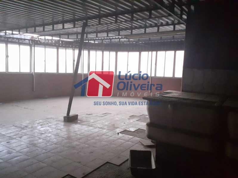 19 terraço. - Apartamento À Venda - Ramos - Rio de Janeiro - RJ - VPAP30267 - 20