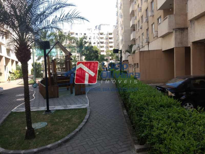 01. - Apartamento À Venda - Taquara - Rio de Janeiro - RJ - VPAP30268 - 1