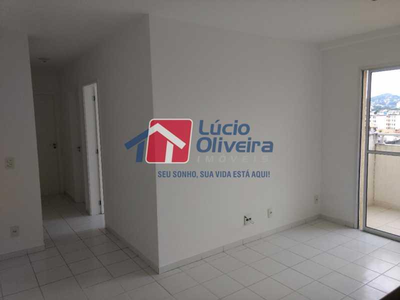 03. - Apartamento À Venda - Taquara - Rio de Janeiro - RJ - VPAP30268 - 4