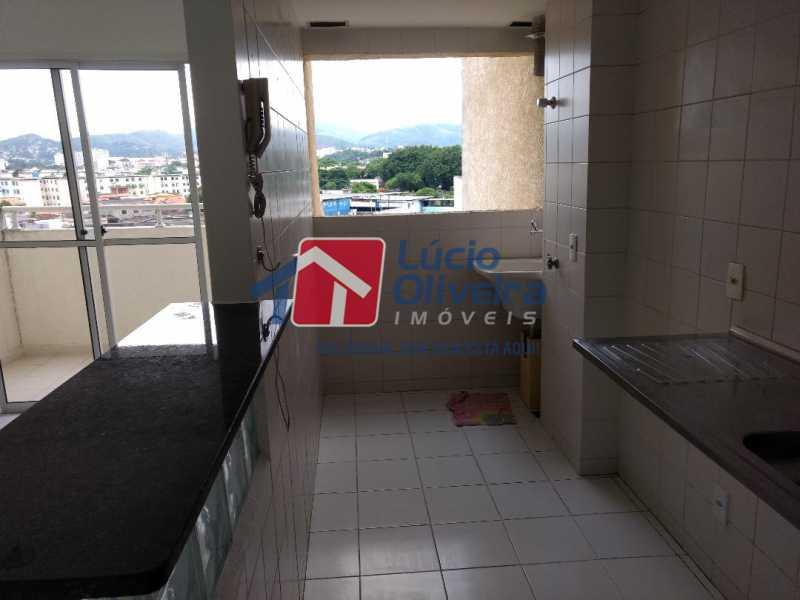 17. - Apartamento À Venda - Taquara - Rio de Janeiro - RJ - VPAP30268 - 18