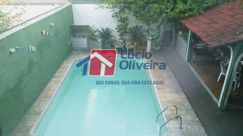 28 piscina - Casa À Venda - Rocha Miranda - Rio de Janeiro - RJ - VPCA40047 - 29