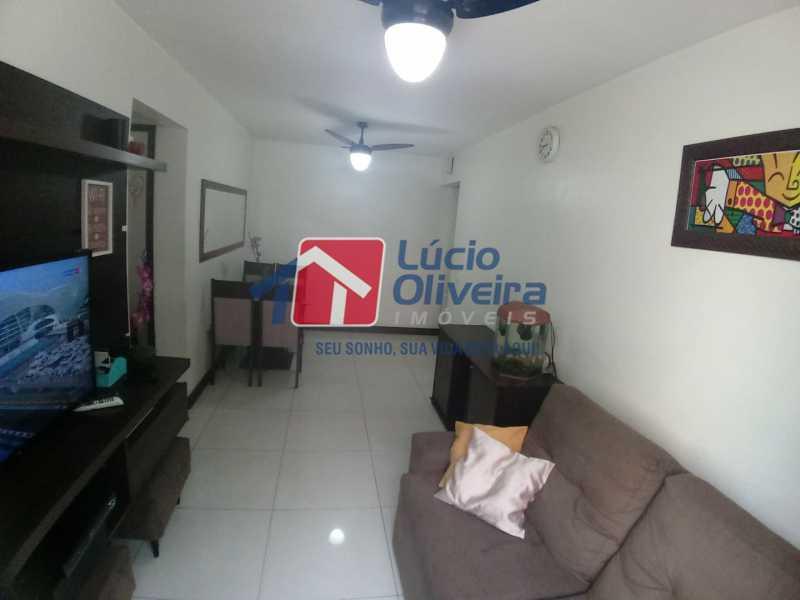 3 sala. - Apartamento À Venda - Madureira - Rio de Janeiro - RJ - VPAP21135 - 1