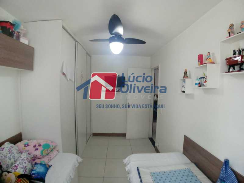 7 quarto. - Apartamento À Venda - Madureira - Rio de Janeiro - RJ - VPAP21135 - 8