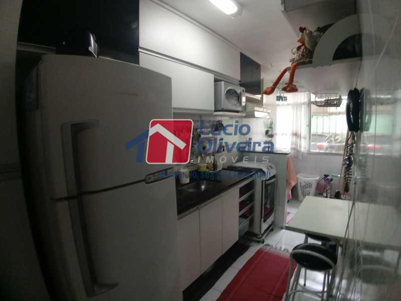 8 cozinha. - Apartamento À Venda - Madureira - Rio de Janeiro - RJ - VPAP21135 - 9