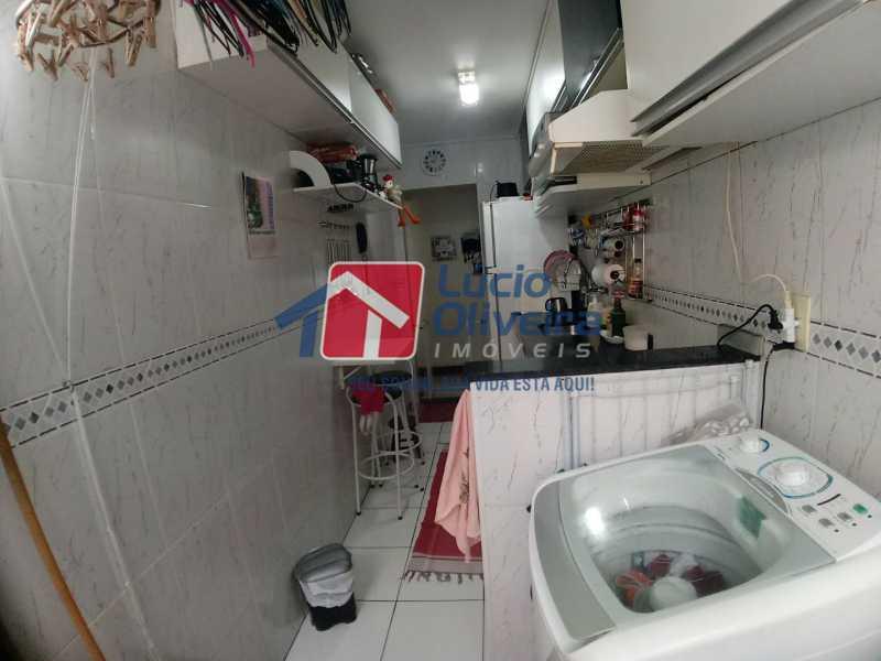 10 area. - Apartamento À Venda - Madureira - Rio de Janeiro - RJ - VPAP21135 - 11