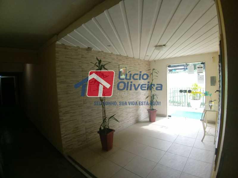 12 hall de entrada. - Apartamento À Venda - Madureira - Rio de Janeiro - RJ - VPAP21135 - 13