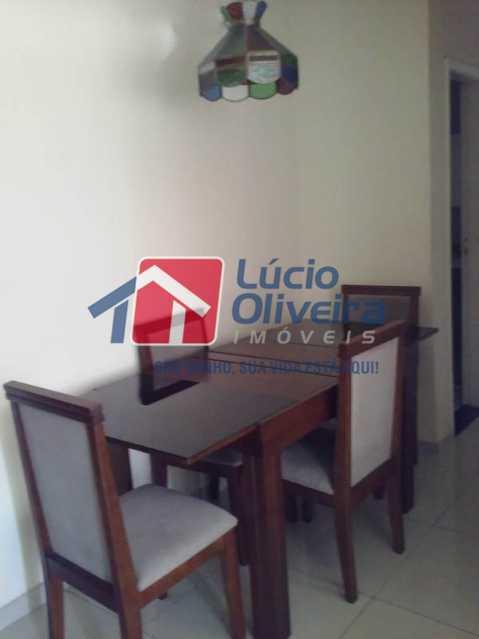 2-Sala em L - Apartamento Travessa Sousa Andrade,Cascadura,Rio de Janeiro,RJ À Venda,2 Quartos,60m² - VPAP21136 - 3