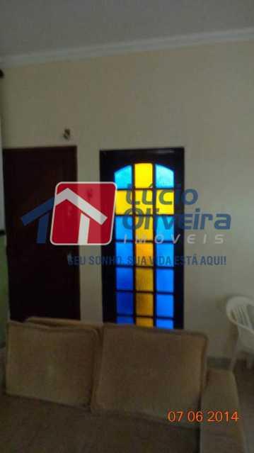 3-Sala - Apartamento Travessa Sousa Andrade,Cascadura,Rio de Janeiro,RJ À Venda,2 Quartos,60m² - VPAP21136 - 4
