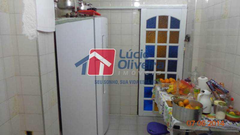 10-Cozinha - Apartamento Travessa Sousa Andrade,Cascadura,Rio de Janeiro,RJ À Venda,2 Quartos,60m² - VPAP21136 - 11