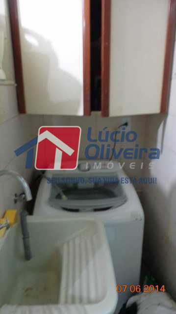 13-Lavanderia - Apartamento Travessa Sousa Andrade,Cascadura,Rio de Janeiro,RJ À Venda,2 Quartos,60m² - VPAP21136 - 14