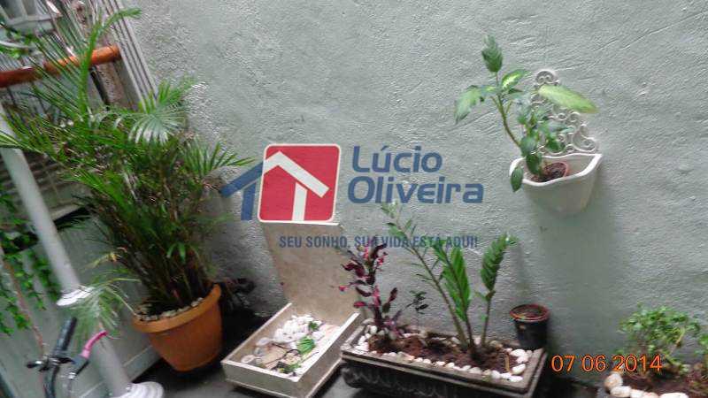 15-Jardim inverno.. - Apartamento Travessa Sousa Andrade,Cascadura,Rio de Janeiro,RJ À Venda,2 Quartos,60m² - VPAP21136 - 16