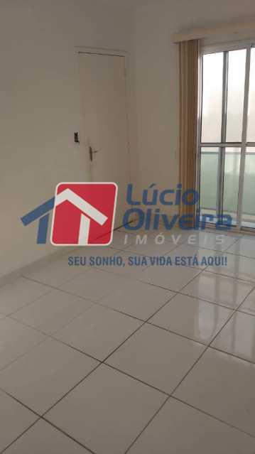 1-Sala.... - Apartamento À Venda - Cascadura - Rio de Janeiro - RJ - VPAP21137 - 3